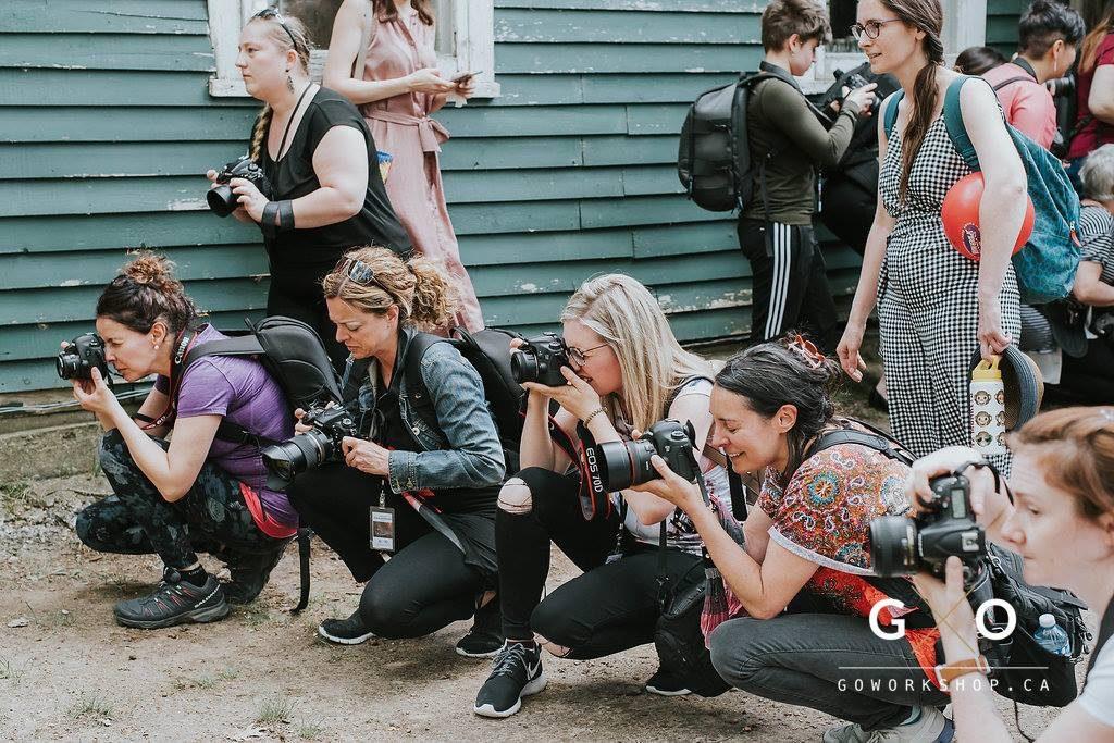 Elena Shumilova offre pour la première fois un workshop en sol canadien, au Village québécois d'antan (VQA)